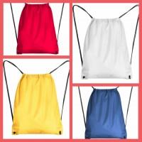 Сумка-рюкзак для нанесения логотипа методом машинной вышивки