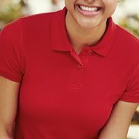 Тенниска женская для вышивки Polo Lady-Fit 65:35. Большой выбор цветов, размеры L, S, XL, XS