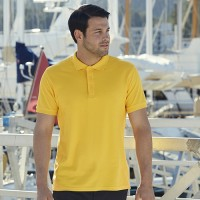 Тенниска для вышивки мужская FOL Premium Polo. Размеры S, M, ХL, 2XL. 3XL, 4XL, 5XL, большой выбор цветов
