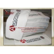 Вышивка логотипа на махровые полотенца. Большой выбор полотенец, разные размеры, цвета, плотность