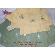 Полотенце с вышитым логотипом, большой выбор полотенец
