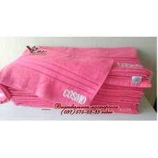 Логотип на махровом полотенце - идеальный подарок сотрудникам и партнерам